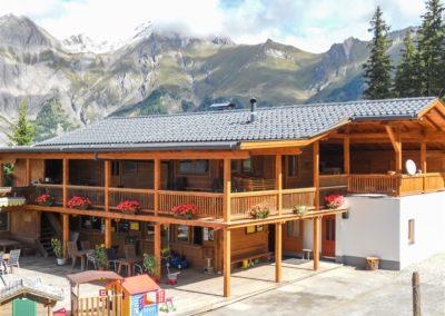 Berggasthaus Kuenzer Alm_Goldried_Matrei in Osttirol_Ausflugsziel
